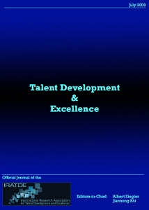 Talent Development and Excellence